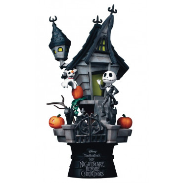 NIGHTMARE BEFORE CHRISTMAS - DISNEY D-SELECT