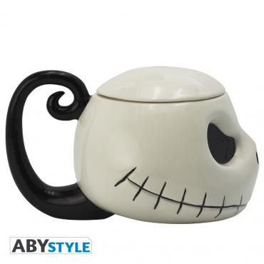 MUG 3D JACK SKELLINGTON - DISNEY NIGHTMARE BEFORE XMAS