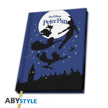 QUADERNO A5 PETER PAN - DISNEY