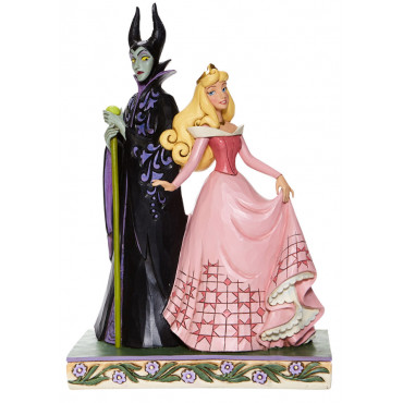 AURORA E MALEFICA - DISNEY TRADITIONS