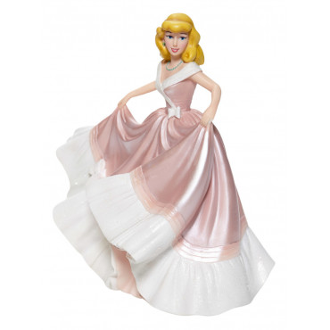 CENERENTOLA IN UN VESTITO ROSA COUTURE DE FORCE - DISNEY SHOWCASE