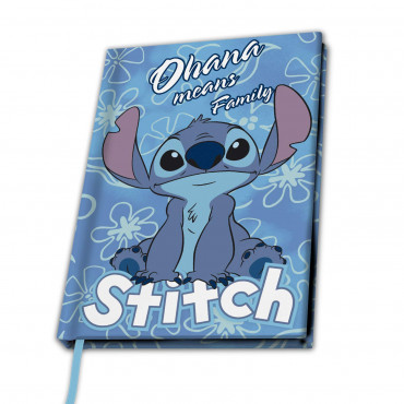 QUADERNO A5 LILO & STITCH - DISNEY