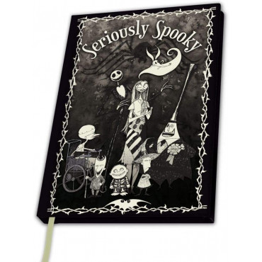 QUADERNO A5 NIGHTMARE BEFORE XMAS - DISNEY
