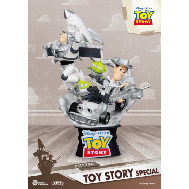 TOY STORY SPECIAL EDITION - DISNEY D-STAGE