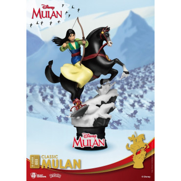 MULAN - DISNEY D-STAGE