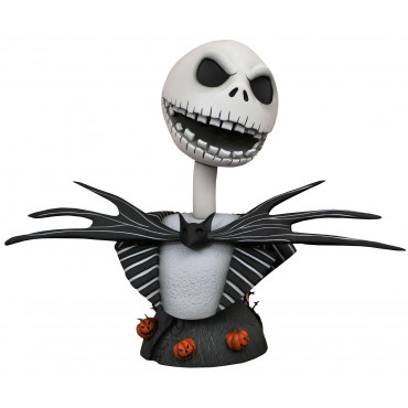 BUSTO JACK SKELLINGTON NIGHTMARE BEFORE CHRISTMAS