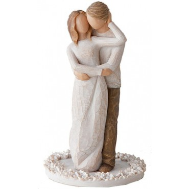 INSIEME CAKE TOPPER WILLOW TREE
