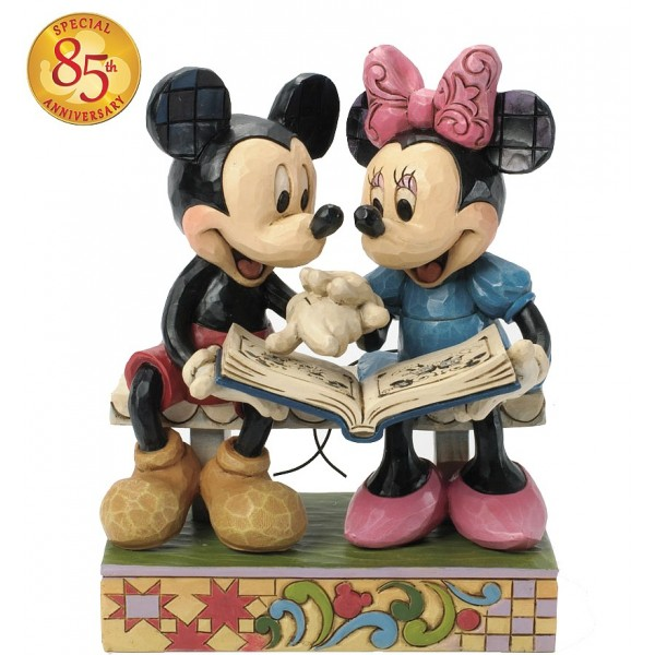 TOPOLINO E MINNI 85° ANNIVERSARIO DISNEY TRADITIONS