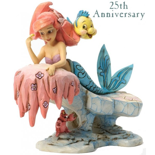 ARIEL 25° ANNIVERSARIO DISNEY TRADITIONS