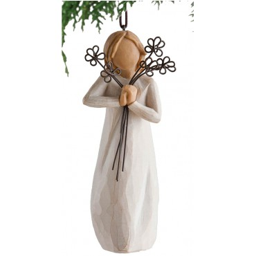 STATUETTA WILLOW TREE AMICIZIA (da appendere))